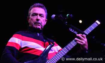 The Outfield frontman Tony Lewis dies 'suddenly and unexpectedly' aged 62