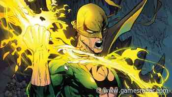Marvel's Iron Fist returns in 2021 with Larry Hama and David Wachter