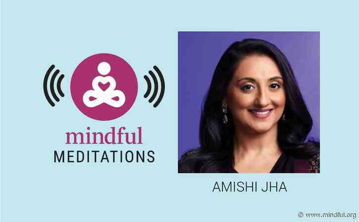 The Brain Science of Attention with Amishi Jha