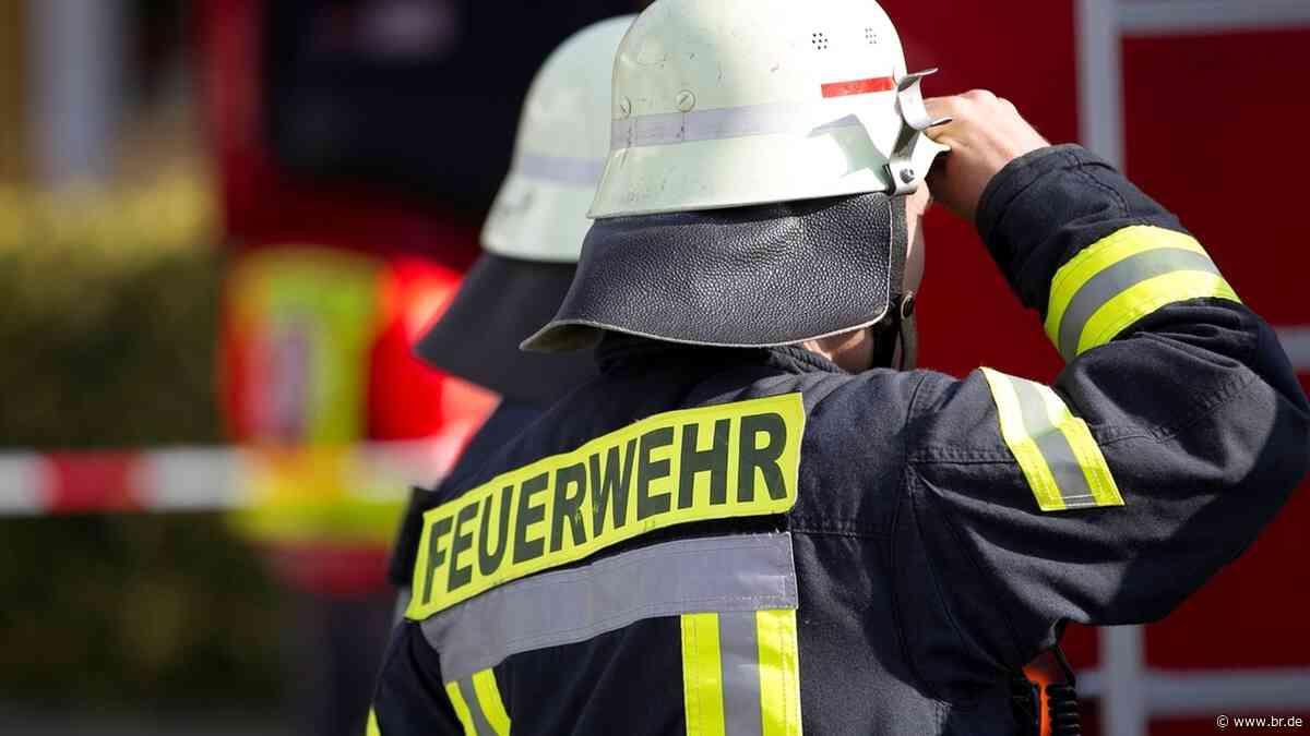 Schwelbrand in Obernburg: Bewohner unverletzt, Haus unbewohnbar - BR24