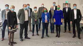 Grüne Delegation besuchte Bosch Rexroth in Lohr - Main-Post