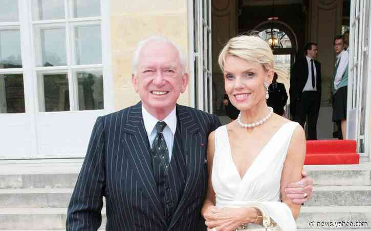 Jean-Paul Guerlain in legal battle with son over marriage with woman 21 years his junior