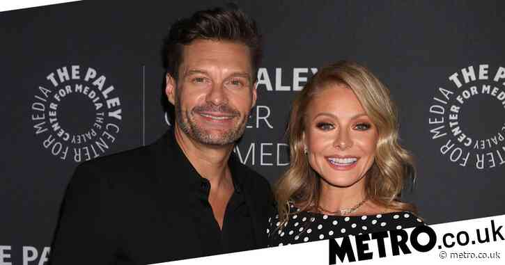 Ryan Seacrest tests negative for Covid-19 after missing two days of Live with Kelly and Ryan