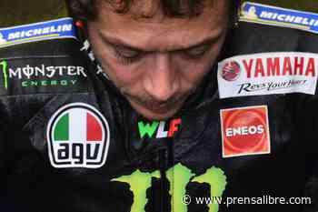 Ausente en GP de Aragón, Rossi tampoco correrá en GP de Teruel dentro de una semana - Prensa Libre