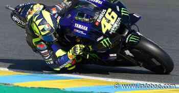 Valentino Rossi no será sustituido en el Gran Premio de Teruel - infobae