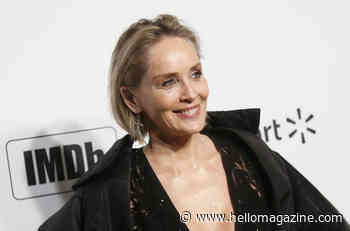 Sharon Stone shares photo from hospital bed - and fans react