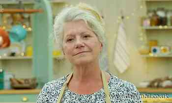 Great British Bake Off: Linda Rayfield is voted off after her pastry cage falls flat