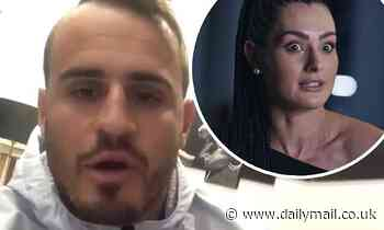 SAS Australia: Josh Reynolds blasts lying ex Arabella Del Busso