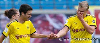 Gio Reyna produces superb assist for Erling Haaland in Borussia Dortmund's Champions League opener vs. Lazio