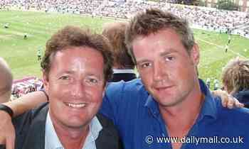 Piers Morgan leaves fans swooning as he shares a rare glimpse of brother Rupert for his birthday