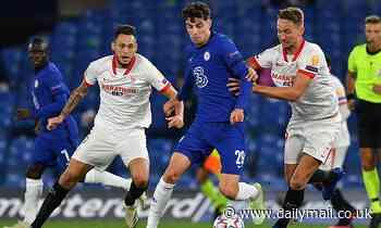 Chelsea 0-0 Sevilla RESULT - Champions League updates