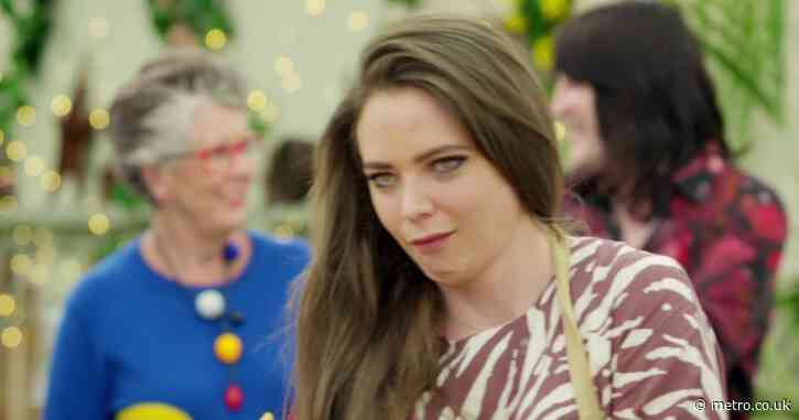 Bake Off viewers living for Lottie's sass as Paul Hollywood says bake 'doesn't fit the brief'