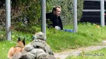 Danish submarine killer recaptured after brief prison escape