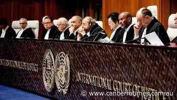 Albania, Greece take maritime row to ICJ - The Canberra Times