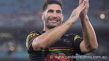 Tamou prepares for grand final farewell - The Canberra Times