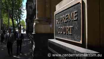 Bail for accused Vic drug dealer murderer - The Canberra Times