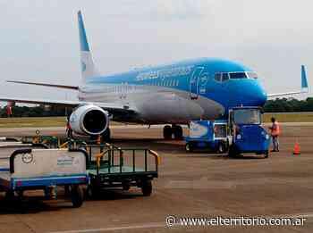 Iguazú recibirá el primer vuelo desde Buenos Aires el jueves por la tarde - EL TERRITORIO