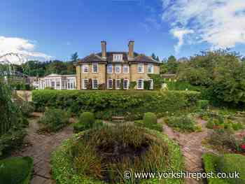One of the most outstanding homes in Calderdale is for sale - Yorkshire Post