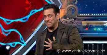 Bigg Boss 14 schriftliches Update Wochenende Ka Vaar Tag 15: Salman Khan sagt, Shehzad, Abhinav oder Jaan werden zwangsgeräumt - AndroidKosmos.de