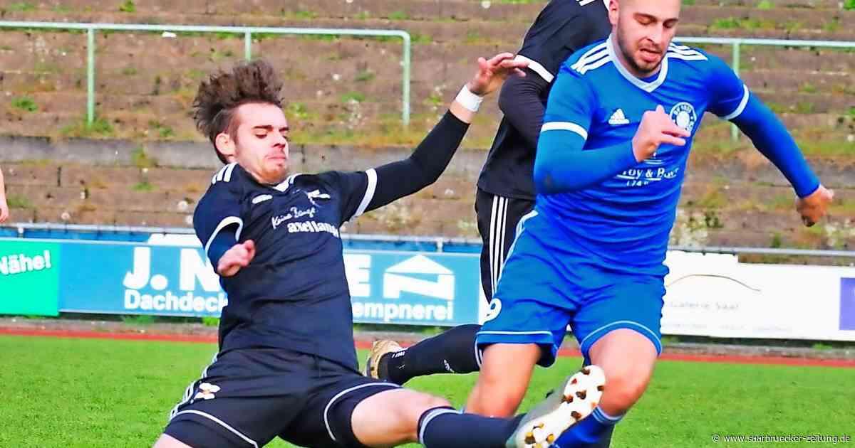 Der SV Saar 05 hat am Wochenende gegen den SV Mettlach mit 3:1 gewonnen - Saarbrücker Zeitung