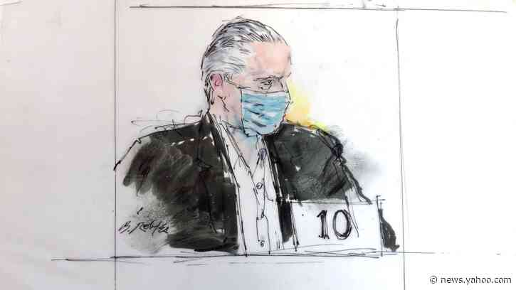 Ex-Mexican defense secretary is denied bail on drug charges