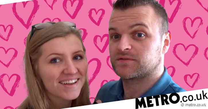 Married At First Sight UK: Owen and Michelle drop the 'L bomb' as lockdown forces them closer together