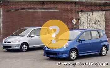 Une Fit 2007 pour remplacer ma vieille Corolla?