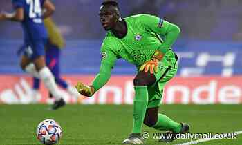 Edouard Mendy restored order to Chelsea's goalkeeper crisis with a fine display against Sevilla
