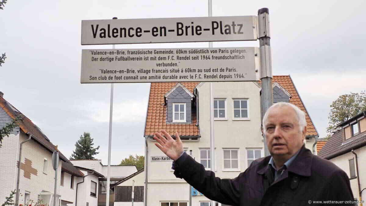Karben: Erinnern an Fußballer-Freundschaften - Wetterauer Zeitung