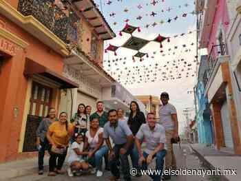 Promueven embellecer las calles de Acaponeta con artesanías del estado - El Sol de Nayarit