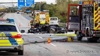 Hofheim A66: Tödlicher Unfall nach Autorennen – Auslöser offenbar gefunden - t-online