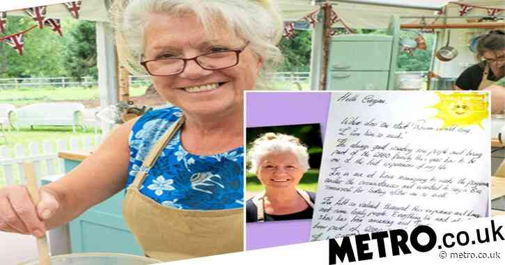 Bake Off 2020: Linda's goodbye letter will melt your heart: 'I'm so proud to have been part of it'