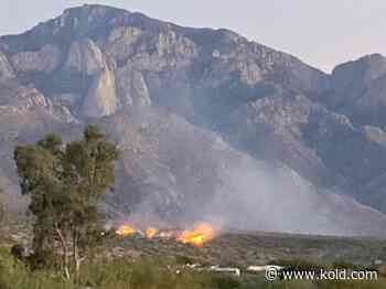 UPDATE: Officials reopen Catalina State Park after crews stop progress of wildfire - KOLD