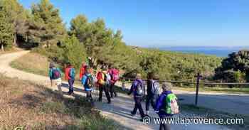 Martigues - Parc de Figuerolles : la randonnée a la cote ! - La Provence