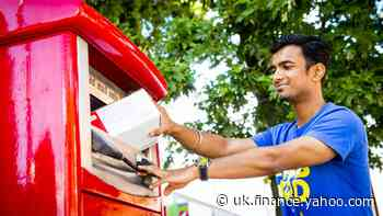 Postal workers to pick up parcels from British doorsteps