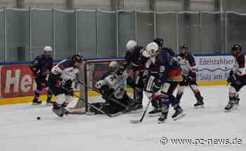 Eishockey: Pforzheim Bisons überrollen die Eisbären aus Eppelheim - Sport - Pforzheimer Zeitung