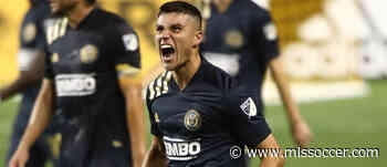 Philadelphia Union's Anthony Fontana is the best finisher in MLS so far this year