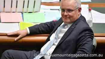 Morrison pitches digital economic recovery - Blue Mountains Gazette