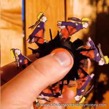 Naruto Fidget Spinner