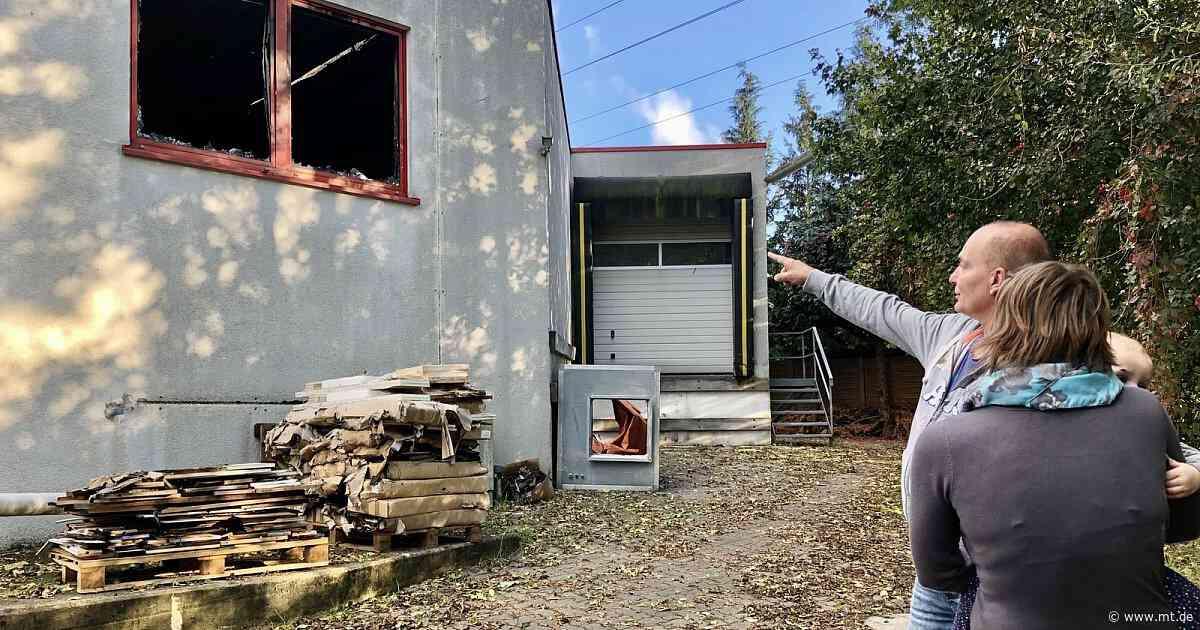 Nach Feuer in Vennebeck: Familie sucht nach neuer Bleibe - Mindener Tageblatt