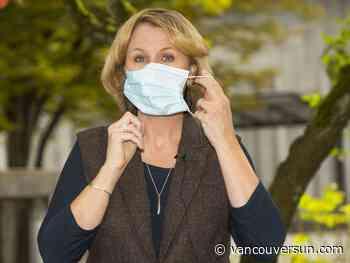 COVID-19: Dozens of B.C.'s top doctors want mandatory masks in civic facilities