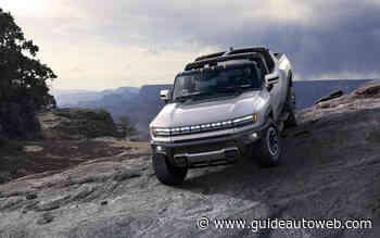 GMC Hummer EV 2022 : un retour 100% électrique
