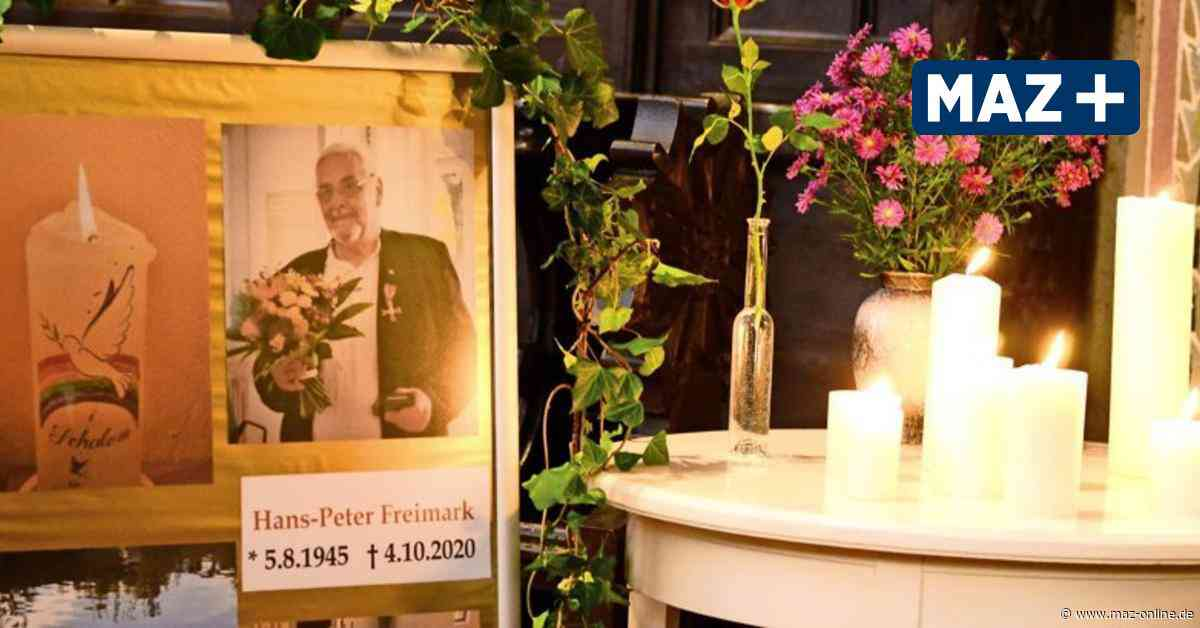 Perleberg: Abschied von Hans-Peter Freimark - Märkische Allgemeine Zeitung