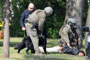 Final suspect in Onanole RCMP shooting pleads guilty - Winnipeg Free Press