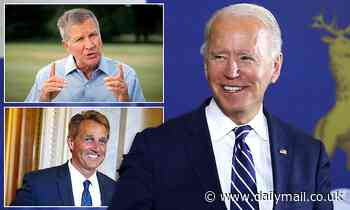 Joe Biden is considering appointing Republicans like Ohio Gov. John Kasich to his cabinet if he wins