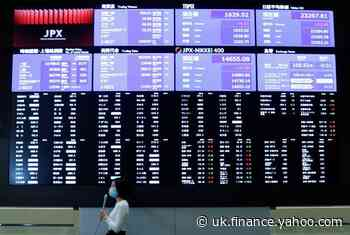 Asian stocks set for modest gains as tech woes check stimulus hopes