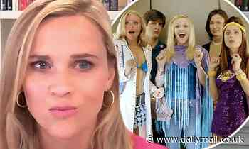 Reese Witherspoon reunites with the Legally Blonde cast for the iconic film's 20th anniversary