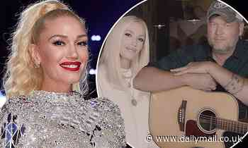 Gwen Stefani reveals she's already celebrated Thanksgiving with Blake Shelton and family at ranch