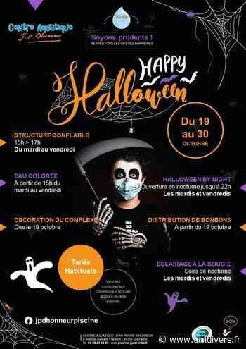 Happy Halloween 6 avenue Gustave Flaubert 44350 Guerande lundi 19 octobre 2020 - Unidivers