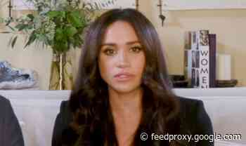 Meghan Markle heartbreak as she hits out at personal abuse 'My goodness - bad is loud!'